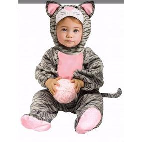 Disfraz De Gato Para Bebe De 12 A 24 Meses - Nuevo!
