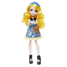 Boneca Ever After High Mattel Piquenique Blondie Lockes