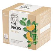 Chá Leão Preto Earl Grey 10 Sachés
