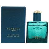 Versace Eros De Versace 0.17 Oz (5 Ml) Edt Splash Men Mini