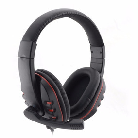 Fone Ouvido Headset Gamer Usb Microfone Pc Note Ps3 Ps4 Top