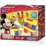 La Casa De Mickey Mouse Original Juego Didáctico Encastre