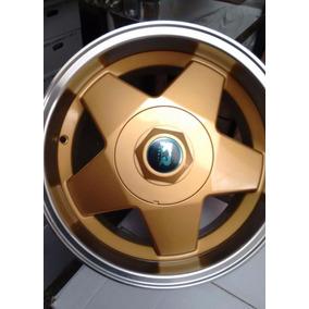 Roda K56 Borbet Aros 15,17 (preço Aro 15 Por Unidade)