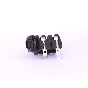 Jack Aereo Para Plug P10 Mono / Ts 6,35mm - 50 Peças