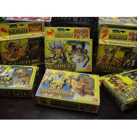 Cavaleiros Do Zodíaco Cavaleiros De Ouro Bandai 1987