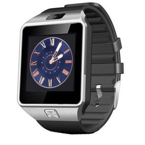 Reloj Smart Watch Dz09 Celular Android Iphone Sim Sd