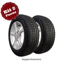 Kit 2 Pneu 195/60 R15 Remold Pirelli P6 Gw Tyre 5 Anos Gtia