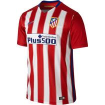 Jersey Playera De Futbol Atletico Madrid Nike