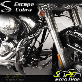 Protetor Motor Mata Cachorro Cobra Fat Boy Deluxe Heritage