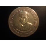 Moneda De Ex Presidente John F. Kennedy