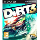 Dirt 3 + Vip Pass Ps3 Entrega En El Día Digital