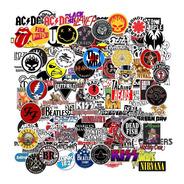 Adesivos Rock 20 Un.
