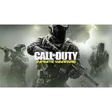 Call Of Duty Infinite Warfare Ps4 Fisico Nuevo Sellado.