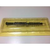 Miniatura Oboé Coleção Instrumentos Musicais Salvat