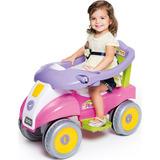 Carrinho Passeio Infantil Comfort Plus Rosa 955 - Calesita