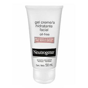 Neutrogena Oil Free Gel Creme Hidratante Facial Pele Mista A