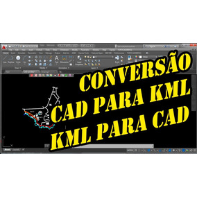 Rasta inform tica no mercado livre brasil for Kmz to dxf