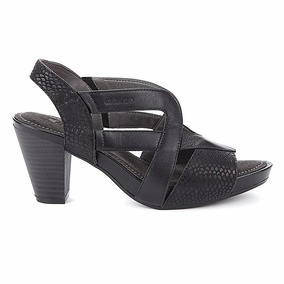 Zapatos Zapatillas Sandalias Dama 5749 Onena Grabado Reptil