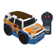 Carro De Controle Remoto Toy Story 4 - Woody - Candide