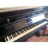 Piano Vertical Frances De Finales Del Siglo Xix