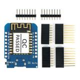 Esp8266 Esp-12f D1 Mini Módulo De Placa De Desarrollo Wi-fi