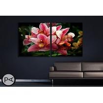 Cuadros De Flores Modernos Decorativos: Tripticos,dipticos