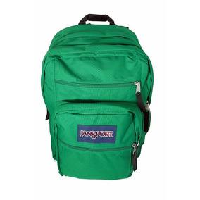Jansport Big Student 34ltrs Amazon Green Js00tdn7-0dh