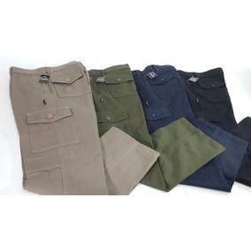 Pantalon Cargo Reforzado Linco El Mejor Del Mercado T.40-48