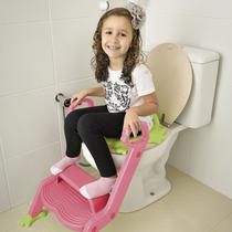 Assento Vaso Sanitário Infantil Redutor Com Escada Top