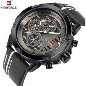 Reloj Hombre Analógico Digital Naviforce 9110