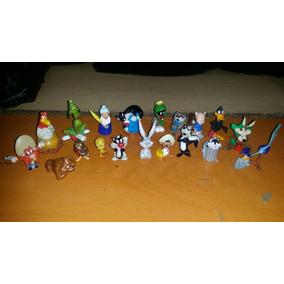 Coleccion De La Isla Loca De Los Looney Tunes 1994 Sonrics