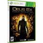 Jogo Deus Ex Human Revolution Xbox 360 Lacrado