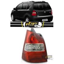 Lanterna Nissan Livina 2009 10 11 12 13 2014 Lado Esquerdo