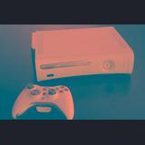Xbox 360 Usado 60gb + 23 Juegos Originales + 2 Controles