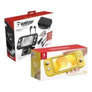 Nintendo Switch Lite 32 Gb Con 10 Accesorios Voltedge Ax40l