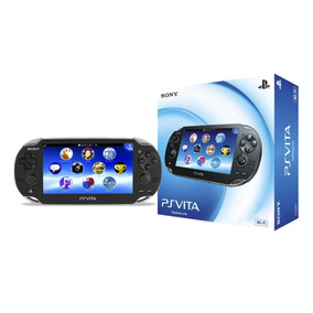 Consola Ps Vita Wifi Oled 3.60 + Memoria 32gb / Adaptador