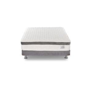 Colchón Americana De Colchones Confort Gris Doble 140*190