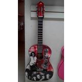 Guitarras Acústicas Con Estampado Oferta Envio Gratis