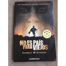 Libro No Es País Para Viejos - Cormac Mccarthy, Envío Gratis