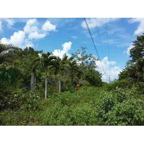 Terreno En Venta En Carretera A Leona Vicario Con Frente En Carret Federal Y Libre 13,500 Mts