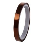 Cinta Kapton Termica Sublimaciones Tape 10 Mm X 33 Mts