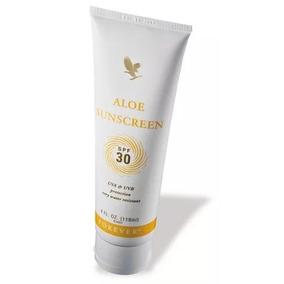 Aloe Sunscreen 118ml Forever Living Protetor Solar