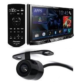 Dvd Automotivo Avh 598tv 598tv 7 Pioneer 2 Din + Camera