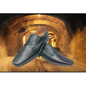 Calzado Casual Zapato Ferrer Vestir Negro