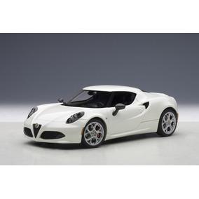 Alfa Romeo 4c Color Blanco Perla