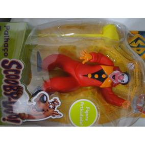 01 Boneco Turma Scoobydoo Monstros Palhaço