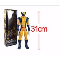 Boneco Wolverine X-men 30cm Marvel Hasbro Frete Gratis