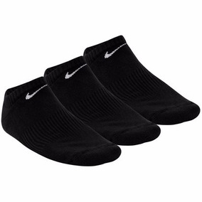 Kit C/3 Pares Meias Nike Original Importado Tamanho 22 A 25.