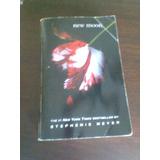 Libro New Moon Stephenie Meyer En Inglés Saga Crepúsculo