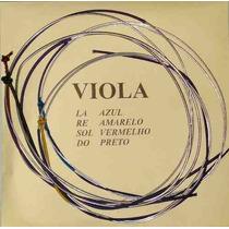 Encordoamento / Cordas Mauro Calixto - Viola Arco